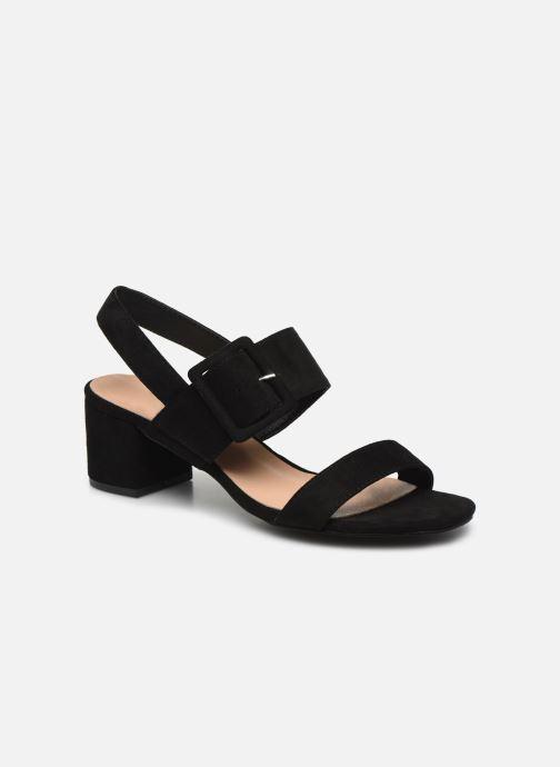Sandales et nu-pieds I Love Shoes CACTOS Noir vue détail/paire