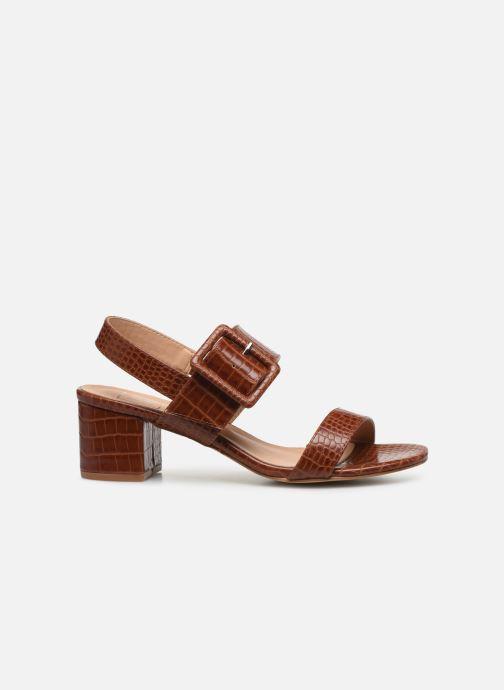 Sandalias I Love Shoes CACTOS Marrón vistra trasera