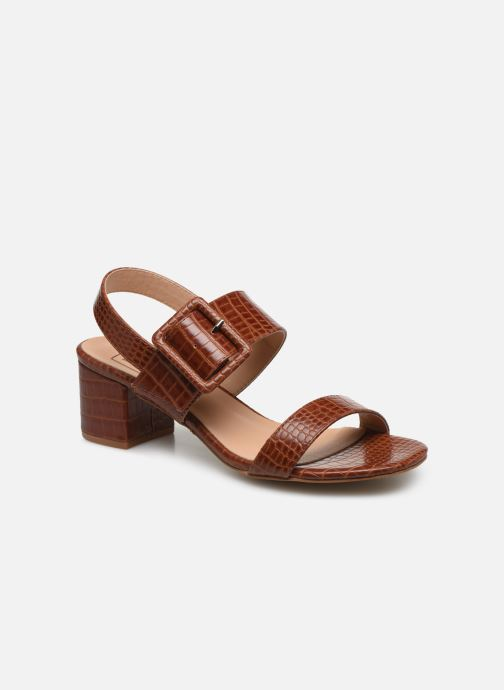 Sandalen I Love Shoes CACTOS braun detaillierte ansicht/modell