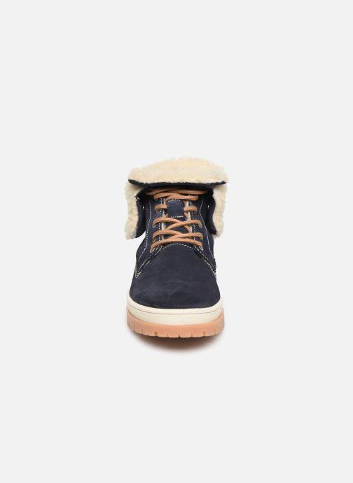 Ankle boots Tamaris 26254 Blue model view