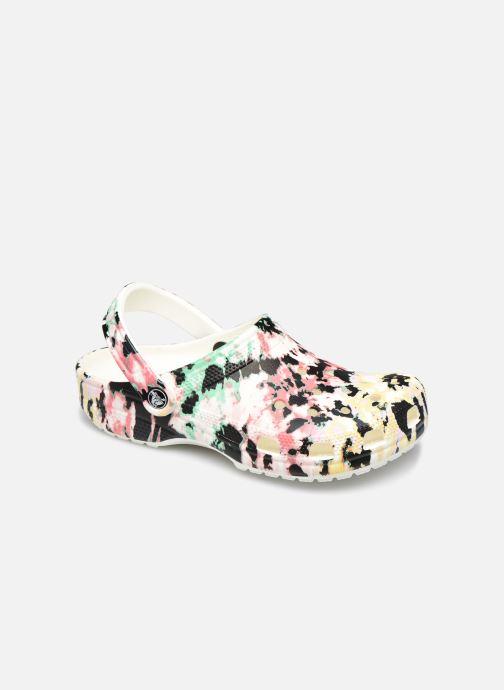 Zoccoli Crocs Classic Tie Dye Mania Clog Multicolore vedi dettaglio/paio