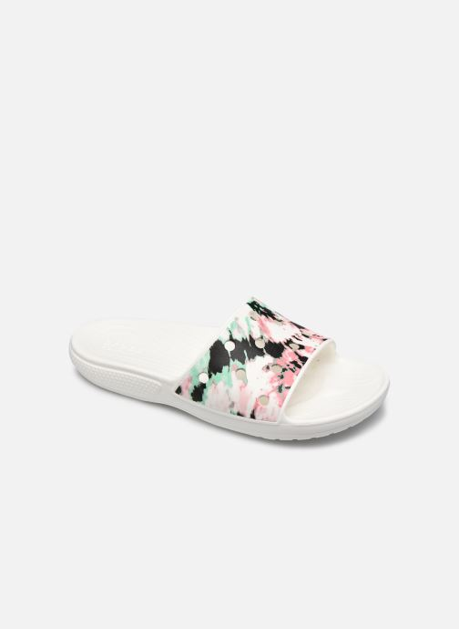 Zuecos Mujer ClassicCrocs Tie Dye Mania Sld