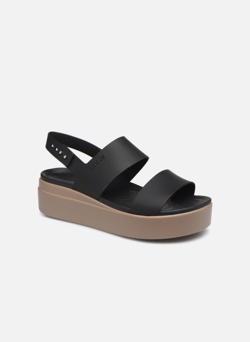 Sandales et nu-pieds Femme Crocs Brooklyn Low Wedge W