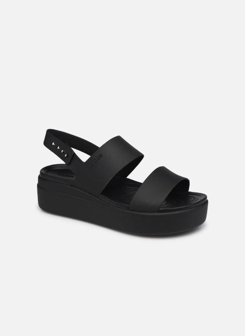 Sandali e scarpe aperte Crocs Crocs Brooklyn Low Wedge W Nero vedi dettaglio/paio