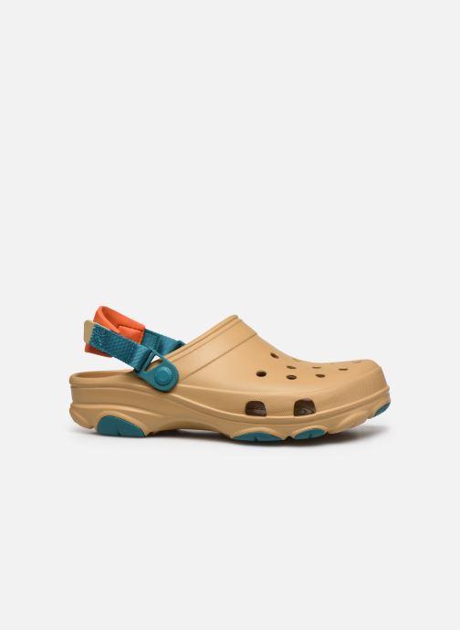 Sandals Crocs Classic All Terrain Clog Brown back view