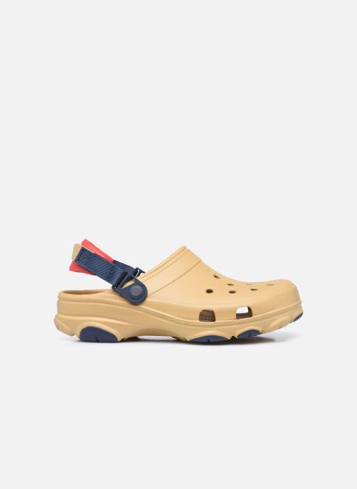 Sandali e scarpe aperte Crocs Classic All Terrain Clog Marrone immagine posteriore