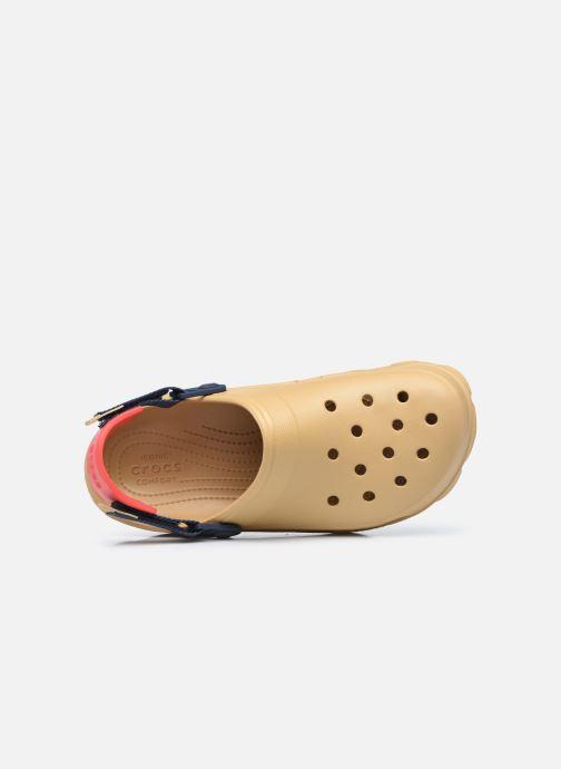 Sandali e scarpe aperte Crocs Classic All Terrain Clog Marrone immagine sinistra