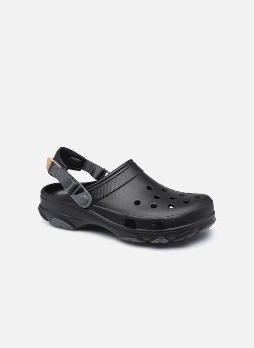 Sandales et nu-pieds Crocs Classic All Terrain Clog M Noir vue détail/paire