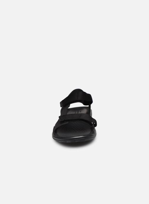 Sandalias Crocs Swiftwater Expedition Sandal M Negro vista del modelo
