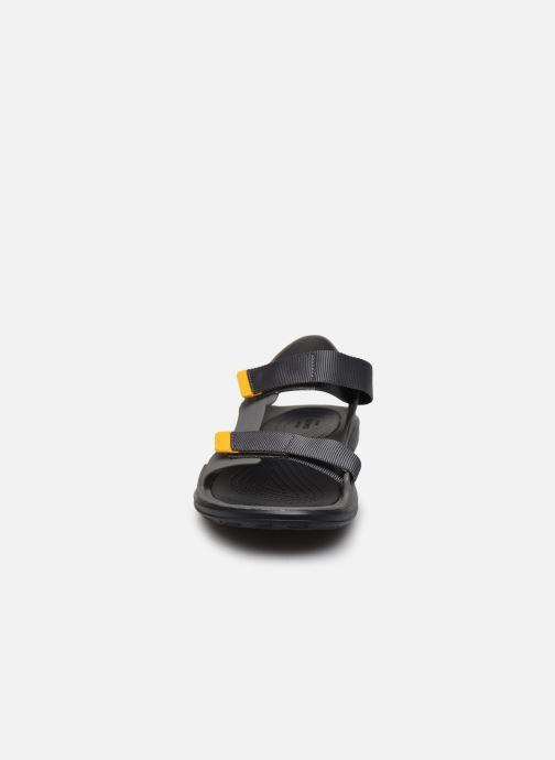 Sandales et nu-pieds Crocs Swiftwater Expedition Sandal M Gris vue portées chaussures