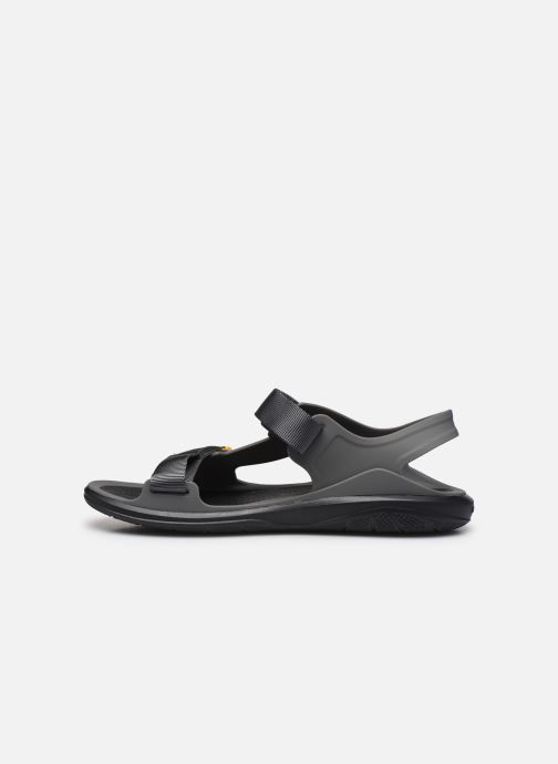 Sandalias Crocs Swiftwater Expedition Sandal M Gris vista de frente