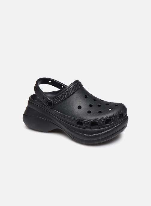 Zuecos Crocs Crocs Classic Bae Clog Negro vista de detalle / par