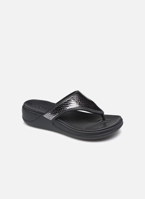 Slippers Dames Crocs Monterey Metllc Wdg Fp W
