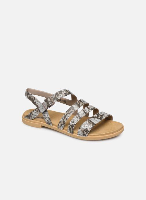 Sandali e scarpe aperte Crocs Crocs Tulum Sandal W Marrone vedi dettaglio/paio