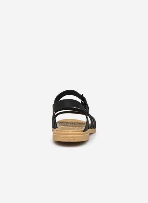 Sandali e scarpe aperte Crocs Crocs Tulum Sandal W Nero immagine destra