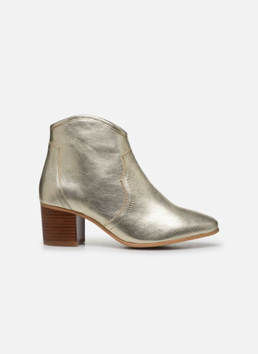 Stiefeletten & Boots Georgia Rose Cerra gold/bronze ansicht von hinten