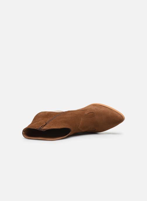Stiefeletten & Boots Georgia Rose Costina braun ansicht von links