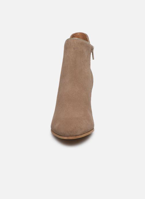 Boots en enkellaarsjes Georgia Rose Celinia Beige model