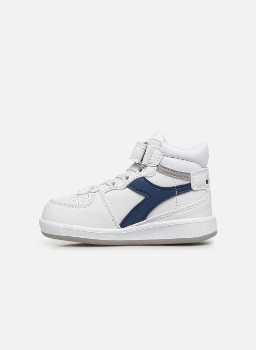 Sneakers Diadora Playground H Td Wit voorkant
