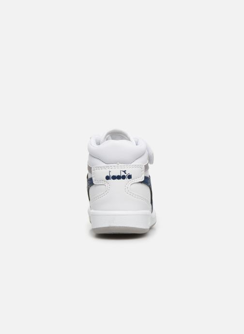 Trainers Diadora Playground H Td White view from the right