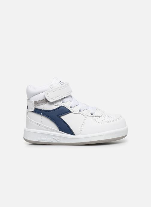 Trainers Diadora Playground H Td White back view