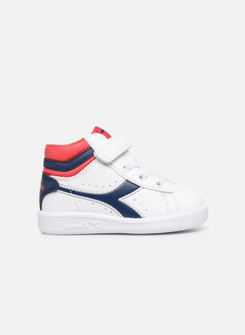 Sneakers Diadora Game P High Td Wit achterkant