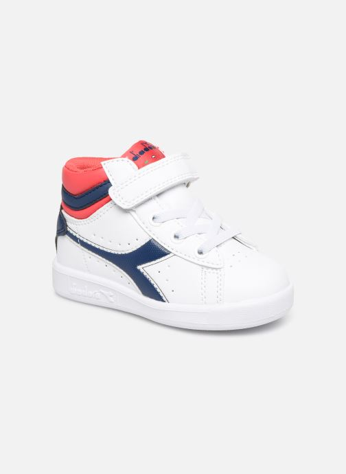 Sneakers Diadora Game P High Td Wit detail