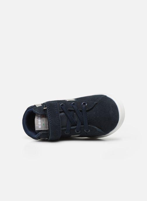Sneakers Diadora Game S High Td Blauw links