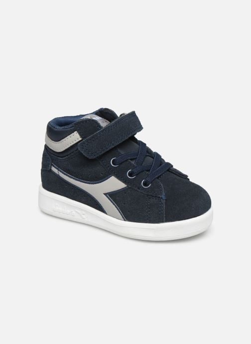 Sneakers Diadora Game S High Td Blauw detail
