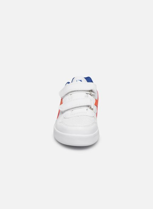 Trainers Diadora Playground Ps White model view