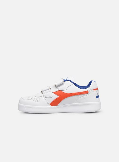Sneakers Diadora Playground Ps Wit voorkant