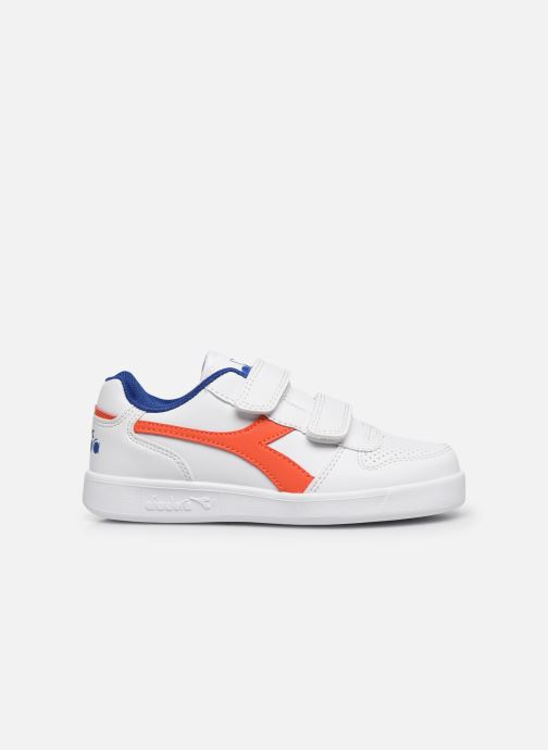 Trainers Diadora Playground Ps White back view