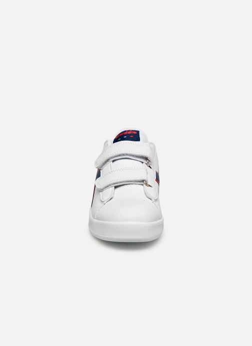 Trainers Diadora Game P Ps White model view