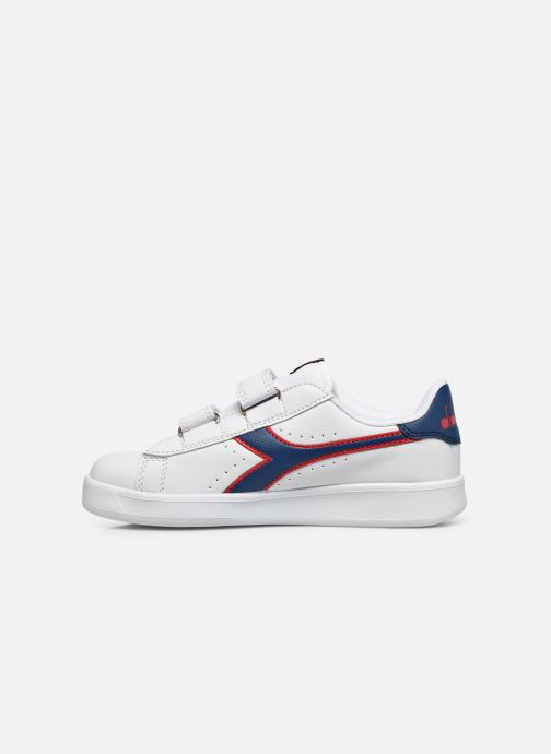 Trainers Diadora Game P Ps White front view