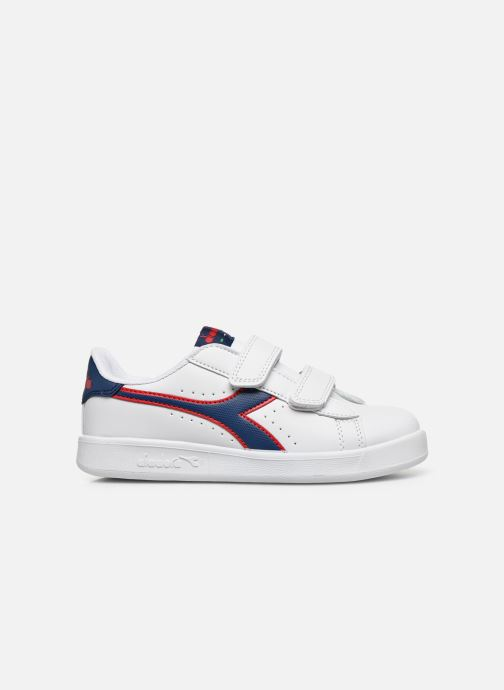 Sneakers Diadora Game P Ps Wit achterkant