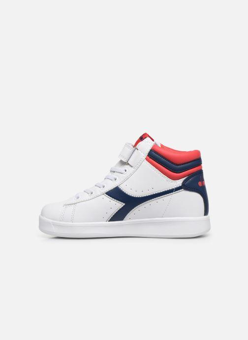 Sneakers Diadora Game P High Ps Wit voorkant