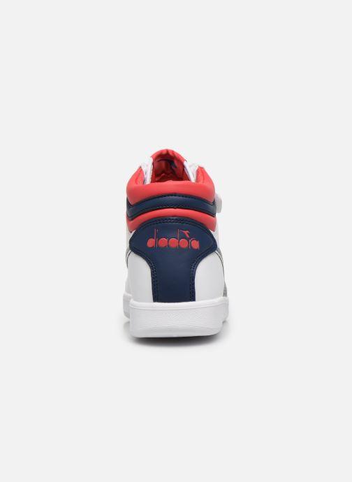 Sneakers Diadora Game P High Ps Wit rechts