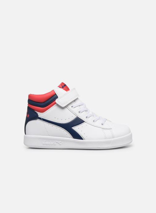 Sneakers Diadora Game P High Ps Wit achterkant