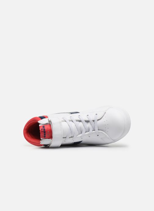 Sneakers Diadora Game P High Ps Wit links