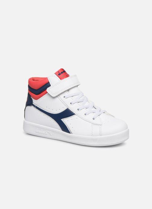 Sneakers Diadora Game P High Ps Wit detail