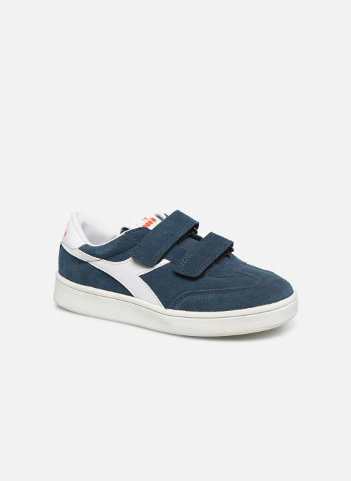 Sneakers Diadora Field Ps Blauw detail