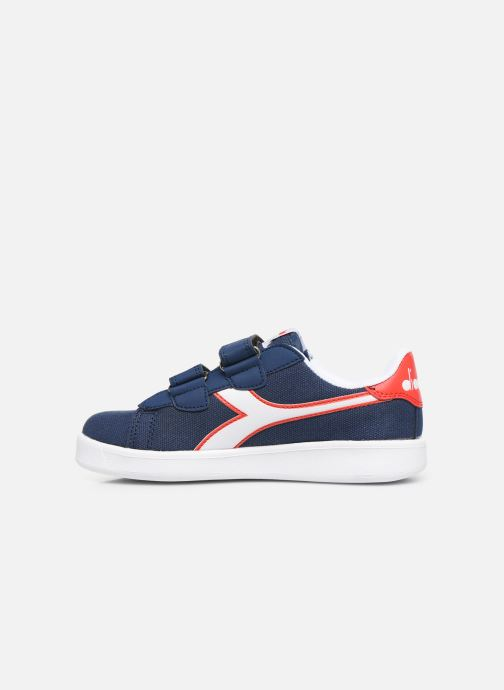 Sneakers Diadora Game Cv Ps Blauw voorkant
