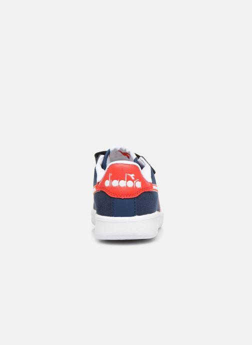 Sneakers Diadora Game Cv Ps Blauw rechts