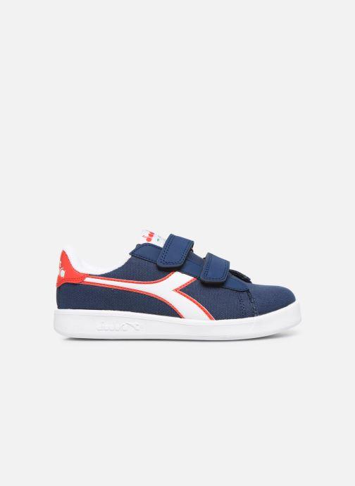 Sneakers Diadora Game Cv Ps Blauw achterkant