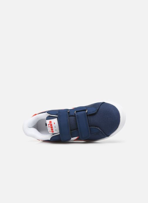 Sneakers Diadora Game Cv Ps Blauw links