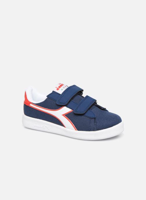 Sneakers Diadora Game Cv Ps Blauw detail