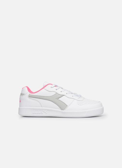 Trainers Diadora Playground Gs White back view