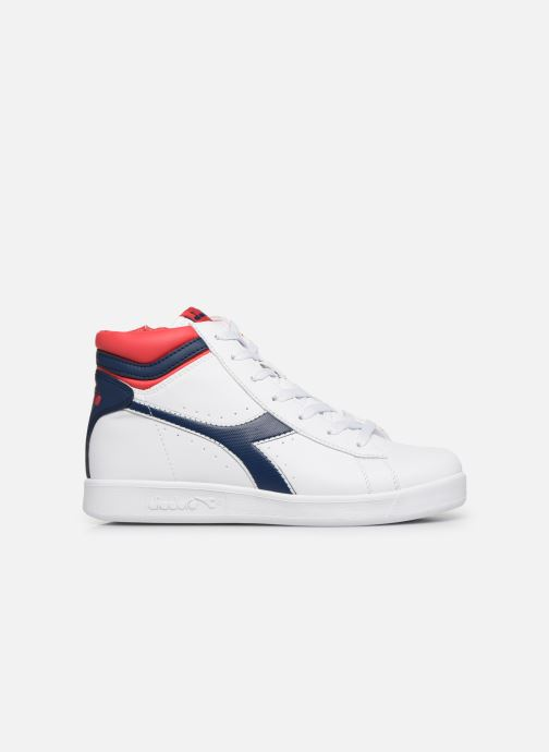 Sneakers Diadora Game P High Gs Wit achterkant