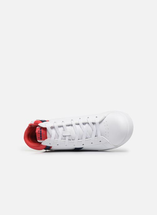 Sneakers Diadora Game P High Gs Wit links