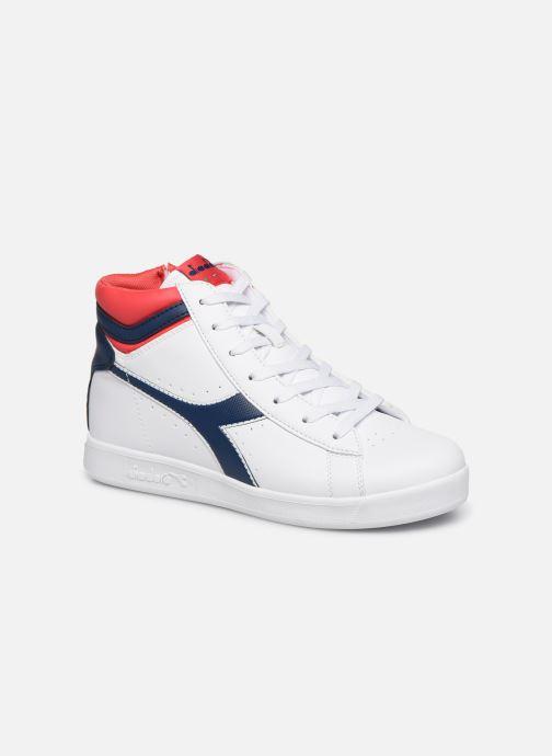 Sneakers Diadora Game P High Gs Wit detail